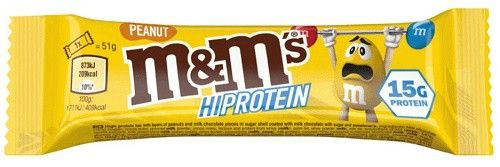 Mars M&M's HiProtein Bar
