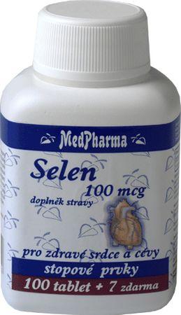 MedPharma Selen 100mcg