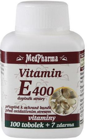 MedPharma Vitamin E 400