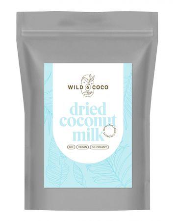 Wild & Coco Sušené kokosové mléko BIO
