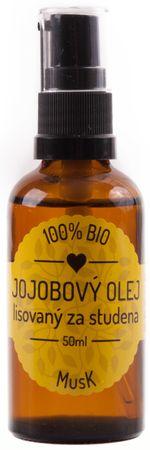 Musk Jojobový olej