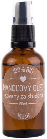 Musk Mandlový olej