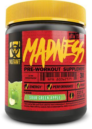 Mutant Madness kyselé jablko 225 g