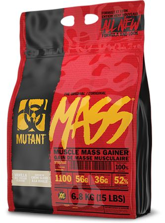 Mutant Mass All New cookies 6800 g