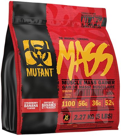 Mutant Mass All New cookies 2270 g