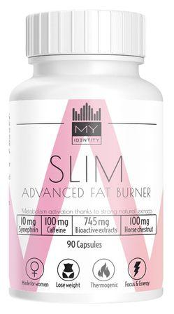 My Identity Slim Advanced Fat Burner 90 kapslí