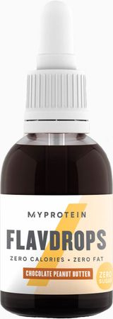 Myprotein FlavDrops čokoláda/arašídové máslo 50 ml