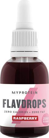 Myprotein FlavDrops malina 50 ml