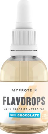 Myprotein FlavDrops bílá čokoláda 50 ml