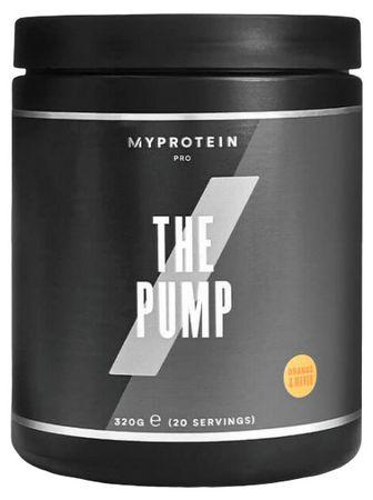 Myprotein The Pump pomeranč/mango 320 g