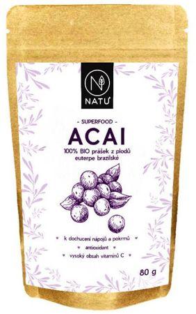 Natu Acai prášek BIO