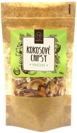 Natu Kokos chipsy
