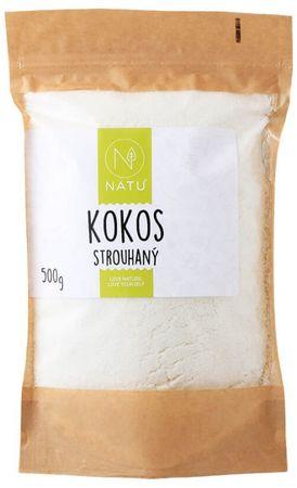 Natu Kokos strouhaný 500 g