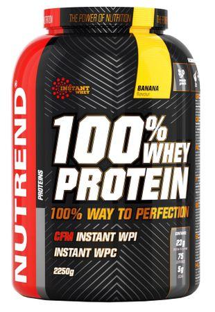 Nutrend 100% Whey Protein biscuit 900 g