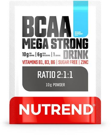 Nutrend BCAA Mega Strong Drink