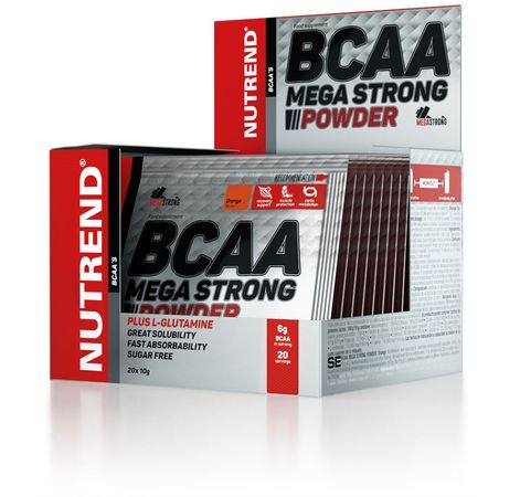 Nutrend BCAA Mega Strong Powder