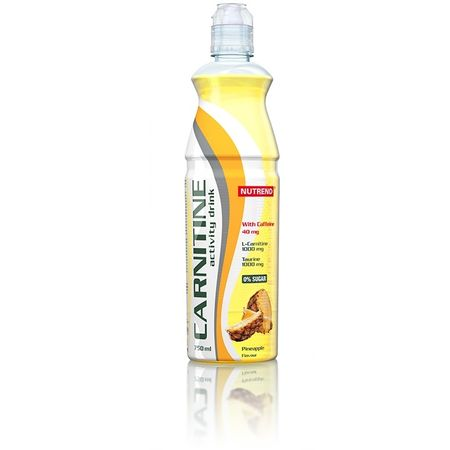 Nutrend Carnitine Activity drink with caffeine ananas 750 ml