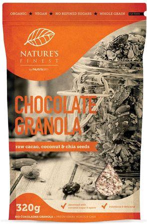 Nutrisslim Nature's Finest Chocolate Granola
