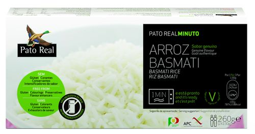 Pato Real Basmati rýže