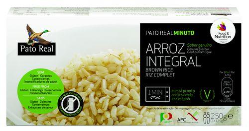 Pato Real Hnědá rýže