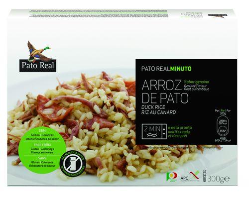 Pato Real Rýže s kachnou 300 g