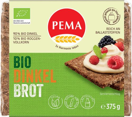 PEMA Špaldový chléb BIO