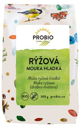 Probio Rýžová mouka hladká BIO