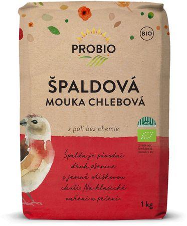 Probio Mouka špaldová chlebová BIO