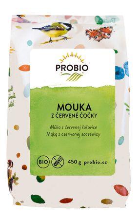 Probio Mouka z červené čočky 450 g