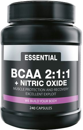 Prom-IN BCAA Maximal 2:1:1 + Nitric Oxide