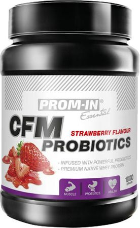 Prom-IN Essential CFM Probiotics jahoda 1000 g