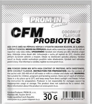 Prom-IN Essential CFM Probiotics kokos 30 g