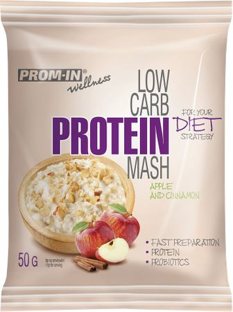 Prom-IN Low Carb Protein Mash hruška 50 g