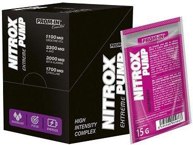 Prom-IN Nitrox Pump malina 10 x 15 g