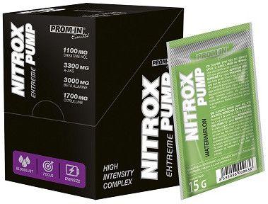 Prom-IN Nitrox Pump meloun 10 x 15 g
