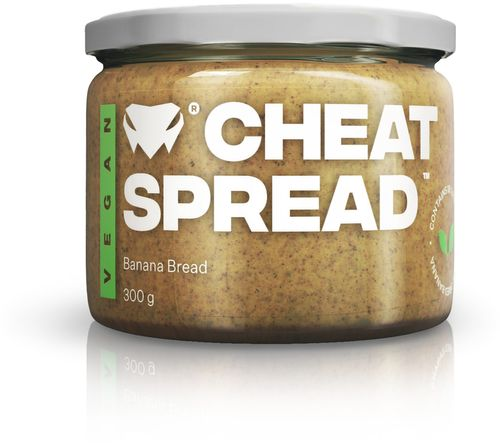 R3ptile Vegan Cheat Spread banana bread 300 g