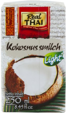Real THAI Coconut milk Lite