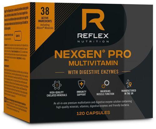 Reflex Nutrition Nexgen Pro + Digestive Enzymes