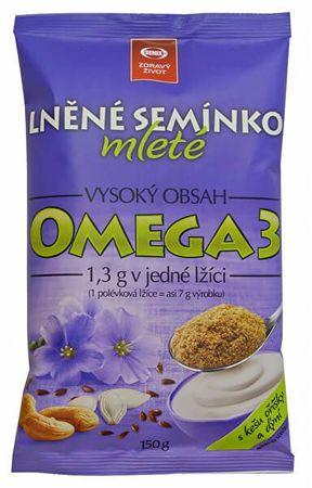 Semix Lněné semínko mleté