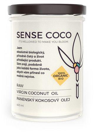Sense Coco RAW Kokosový olej BIO 400 ml