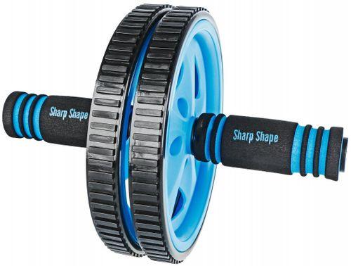 Sharp Shape posilovací kolečko AB Wheel