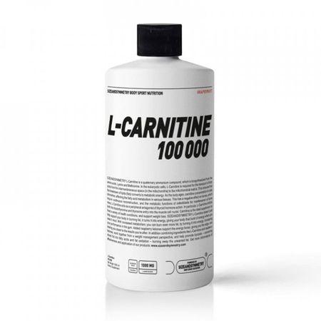 SizeAndSymmetry Nutrition L-Carnitine 100000 grep 1000 ml