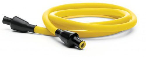 SKLZ odporové lano s držadly Resistance Cable žlutá velmi nízký odpor