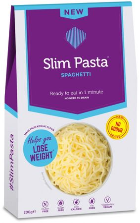 Slim Pasta Slim Spaghetti druhá generace 200 g