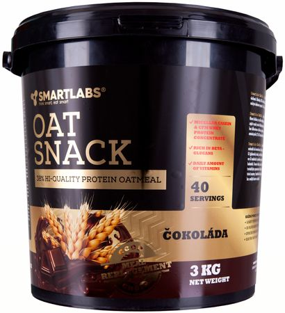 Smartlabs Oat Snack