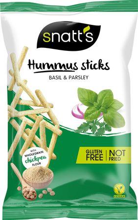 Snatt's Hummus Sticks