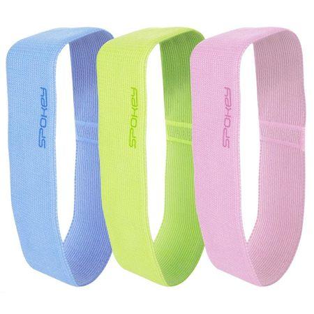 Spokey sada fitness bavlněných gum EMRA