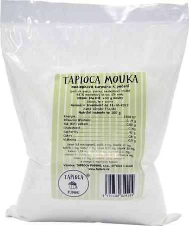 Tapioca Puding tapioková Mouka