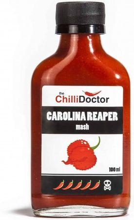 The ChilliDoctor Carolina Reaper Mash