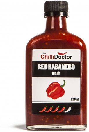 The ChilliDoctor Red Habanero Mash